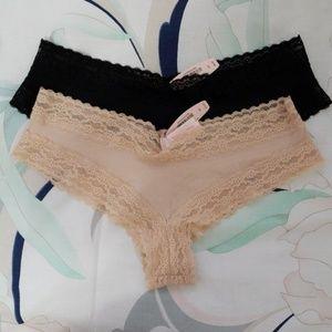 Victoria Secret - Cheeky Underwear